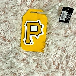 Pittsburgh Pirates wooden Ornament New